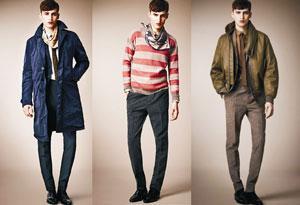 Мужская мода весна 2013
