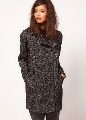 Женские пальто 2013
