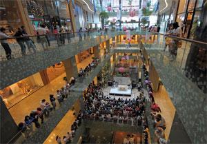 Самые популярные торговые центры Стамбула